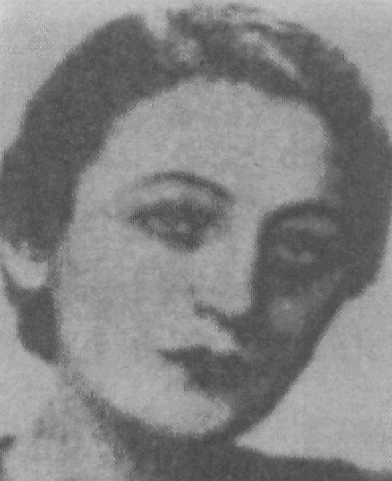 Lucia Demetrius